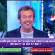 """Romain présente sa compagne dans """"Les 12 Coups de midi"""", le 30 août 2019, sur TF1"""