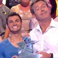 """Romain, candidat des """"12 coups de midi"""" sur TF1."""