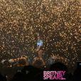 Britney Spears en concert à Paris Bercy