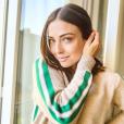 """Inès Vandamme, nouvelle danseuse de """"Danse avec les stars"""" saison 10 (TF1)."""