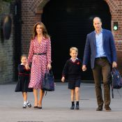 Charlotte de Cambridge : Sa grande rentrée avec Kate, William et George