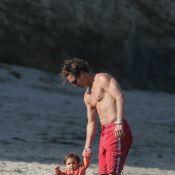Levi, le fils de Matthew McConaughey, et Sunday Rose, la fille de Nicole Kidman fêtent... leur premier anniversaire ! Happy Birthday !