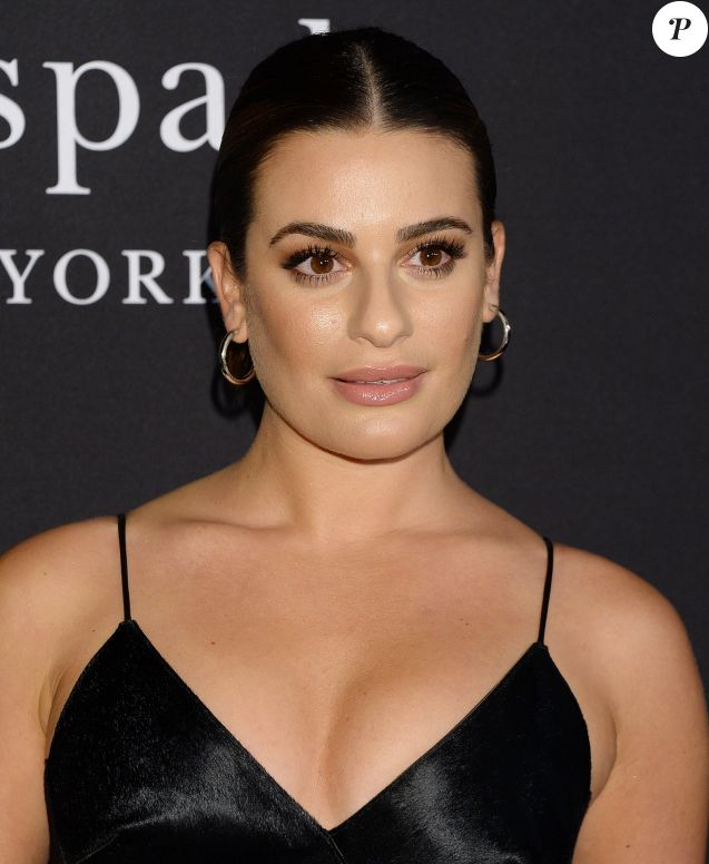 Lea Michele - People à la soirée InStyle Awards au Getty Center à Los Angeles, le 22 octobre 2018