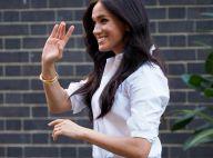 Meghan Markle de sortie : ces bijoux empruntés à Diana qu'elle ne quitte plus