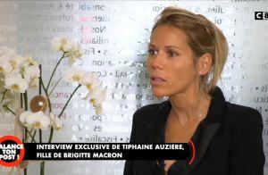 Tiphaine Auzière, émue, sur le couple Macron :