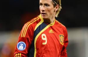 Le grand Fernando Torres de Liverpool... est papa d'une adorable fille !