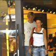L'attaquant espagnol de Liverpool Fernando Torres et Olalla... parents d'une petite Nora !