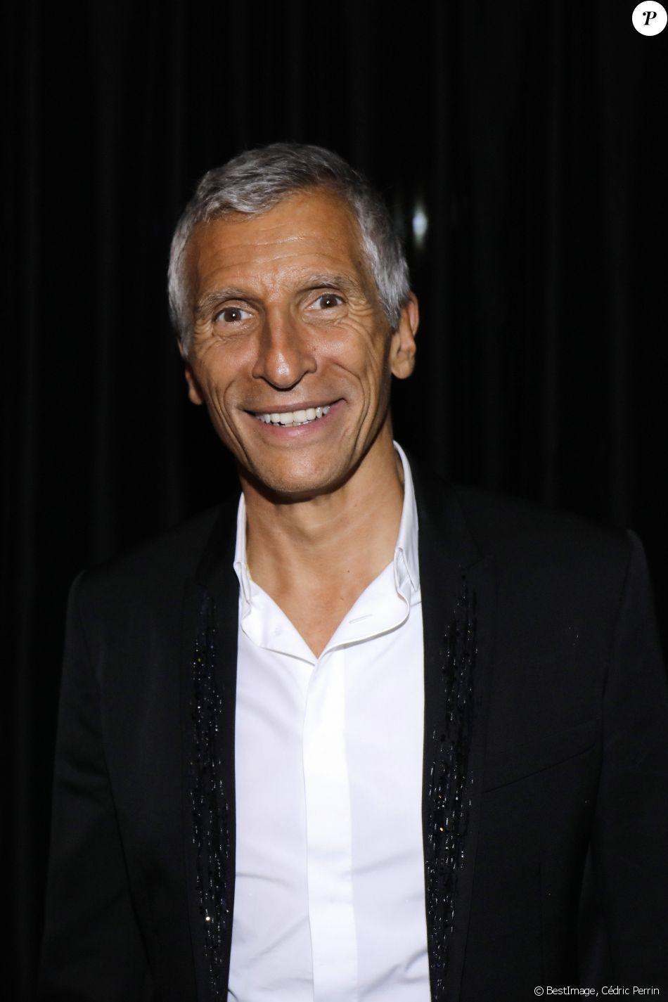 Nagui lors de la 31ème cérémonie des Molières 2019 aux Folies Bergère à Paris, France, le 13 mai 2019. © Cédric Perrin/Bestimage