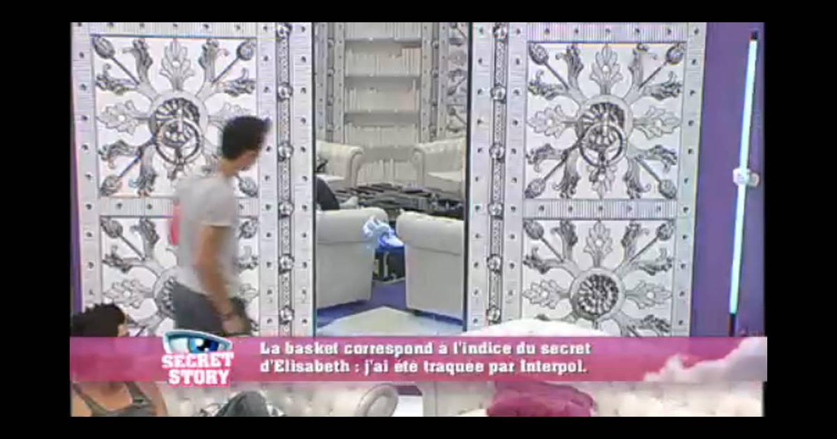 Le miroir des apparitions donne des indices que signifie for Miroir des secrets