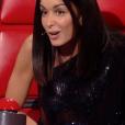 "Jenifer dans ""The Voice Kids 2019"" vendredi 23 août 2019 sur TF1."