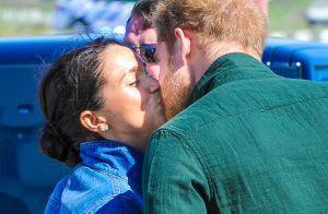 Meghan Markle et le prince Harry : Tendre baiser au Cap avant de se séparer