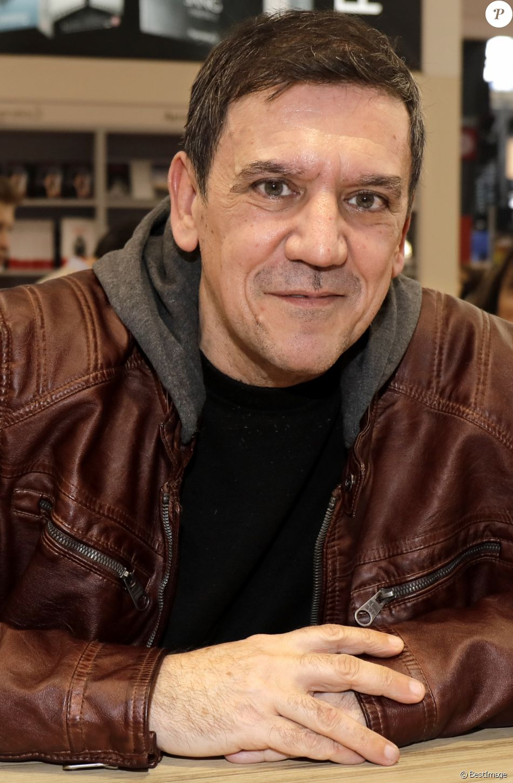 Christian Quesada au salon du livre de Paris 16 mars 2019. © Cédric Perrin/Bestimag