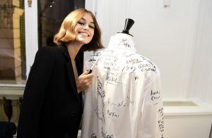 Kaia Gerber, Gigi Hadid... : Hommage stylé à Karl Lagerfeld