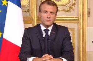 Mort de Jacques Chirac : Emmanuel Macron adresse ses condoléances à la famille