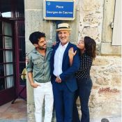 Antoine de Caunes : Tendre et fier avec ses enfants Emma et Louis