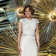 """Stacey Dash durant le """"Live ABC Telecast de la 88 cérémonie des Academy Awards"""", au Dolby Theatre de Hollywood, Los Angeles. Le 28 février 2016. @Photo by ShootPix/ABACAPRESS.COM"""
