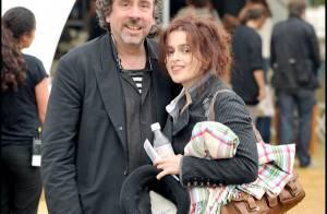 Helena Bonham Carter et Tim Burton... des âmes d'enfants avec leur adorable fils !