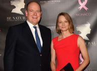 Jodie Foster à Monaco : soirée cinéma avec sa femme et le prince Albert