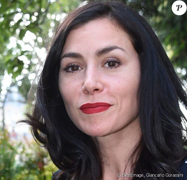 Olivia Ruiz - La maire de Paris Anne Hidalgo reçoit le président du gouvernement espagnol P. Sanchez dans les jardins de l'Hôtel de Ville à Paris le 29 juin 2018. © Giancarlo Gorassini/Bestimage