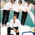 Les Worlds Apart à Cannes en 1998