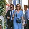 Felicity Huffman et son mari William H. Macy sont allés assister à la remise du diplôme de leur fille Sofia Grace à Hollywood, Los Angeles, le 10 juin 2019.