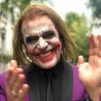 Pascal Obispo grimé en Joker sur Twitter, le 15 juillet 2019.