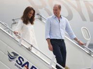 Kate Middleton et William : Grosse frayeur dans l'avion au Pakistan