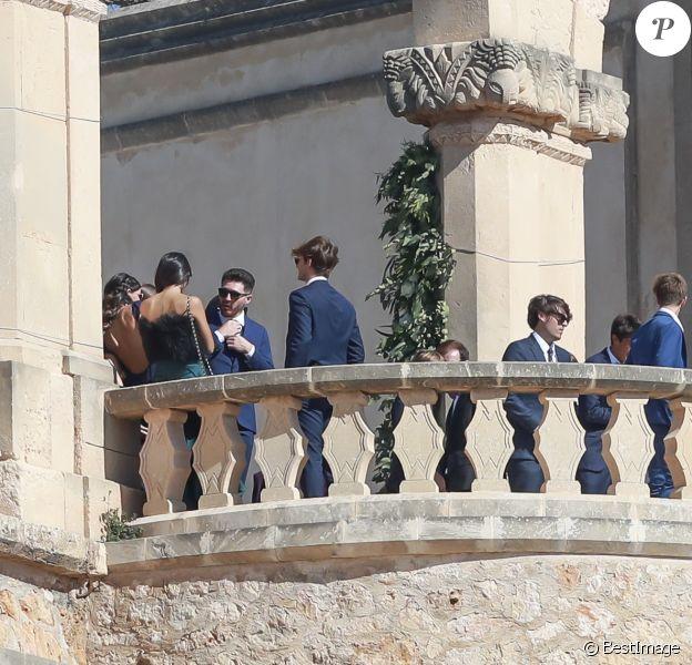 Mariage de Rafael Nadal et Xisca Perello à Majorque le 19 octobre 2019. 19/10/2019 - Majorque