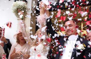 Elsa Dasc (Les Princes) mariée à Arthur : photos de leur
