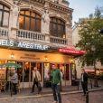 """Exclusif - Illustration - Première du spectacle de Stéphane Bern, """"Vous n'aurez pas le dernier mot"""" au Théâtre Montparnasse à Paris le 15 octobre 2019."""