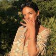 Agathe Auproux au naruel sur Instagram - samedi 24 août 2019