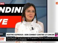 Agathe Auproux : La froide réaction de son père à l'annonce de son cancer