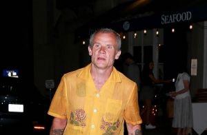 Flea des Red Hot Chili Peppers marié, un mois après ses fiançailles