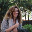 """Doria Tillier - Arrivées des people pour l'enregistrement de l'émission """"Vivement dimanche"""" à Paris le 21 octobre 2019."""