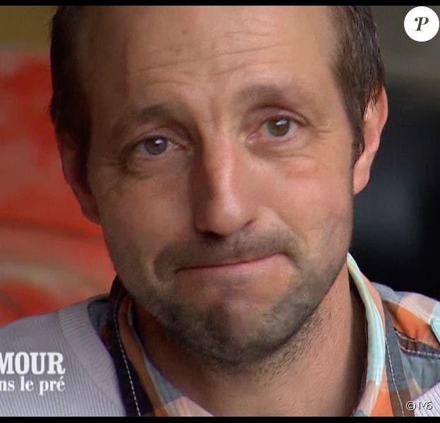 """Laurent - """"L'amour est dans le pré 2019"""", le 4 novembre 2019 sur M6."""
