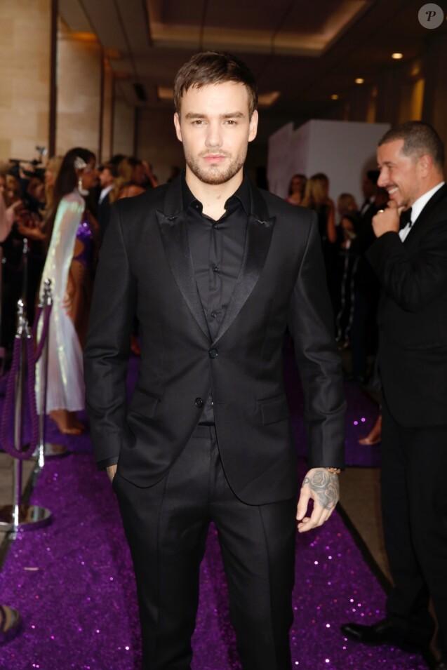 """Liam Payne arrive au """"Butterfly Ball 2019"""" à Londres, le 13 juin 2019."""