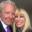 Suzanne Somers et son époux Alan Hamel sur Instagram. Le 28 mars 2018.