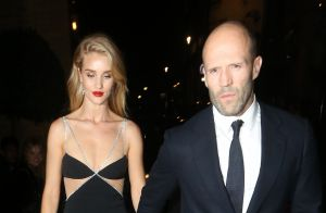 Rosie Huntington-Whiteley et Jason Statham : Couple glamour de sortie