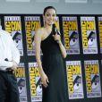 """Angelina Jolie - """"Marvel Studios"""" - 3ème jour - Comic-Con International 2019 au """"San Diego Convention Center"""" à San Diego, le 20 juillet 2019."""