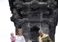 Mathilde et Philippe de Belgique : Avec leurs quatre enfants, c'est la vie en rose ! Et même... le paradis sur Terre !