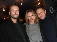 """Marc-Olivier Fogiel et son mari François : soirée en amoureux au """"Groenland"""""""