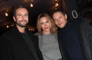 Marc-Olivier Fogiel et son mari François : soirée en amoureux au