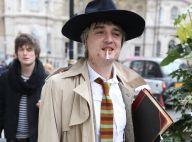 """Pete Doherty libéré à Paris, il s'engage à ne pas """"retomber dans la tentation"""""""