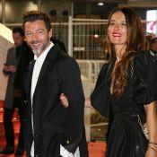 Christophe Maé en couple avec Nadège : rare tapis rouge pour les amoureux