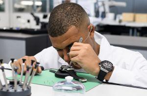 Kylian Mbappé : En laboratoire, le footballeur devient maître horloger