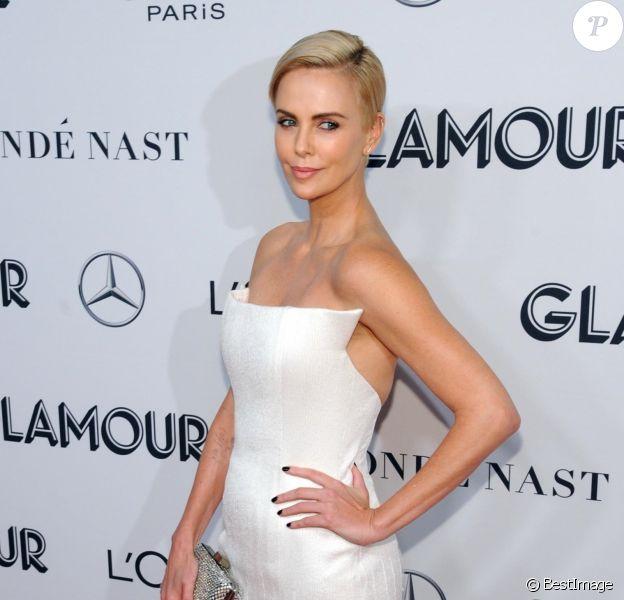 Charlize Theron à la soirée Glamour Women of the Year Awards 2019 à New York, le 11 novembre 2019 © Ylmj/AdMedia via Zuma/Bestimage