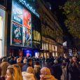 """Exclusif - Arrivées à l'avant-première du film """"J'accuse"""" au cinéma UGC Normandie à Paris le 12 novembre 2019."""