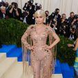 "Kylie Jenner - Photocall du MET 2017 Costume Institute Gala sur le thème de ""Rei Kawakubo/Comme des Garçons: Art Of The In-Between"" à New York. Le 1er mai 2017 © Christopher Smith / Zuma Press / Bestimage"