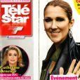 Couverture du prochain numéro de Télé Star en kiosques dès lundi 18 novembre 2019