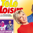 Couverture du nouveau numéro de Télé-Loisirs, en kiosques dès lundi 18 novembre 2019